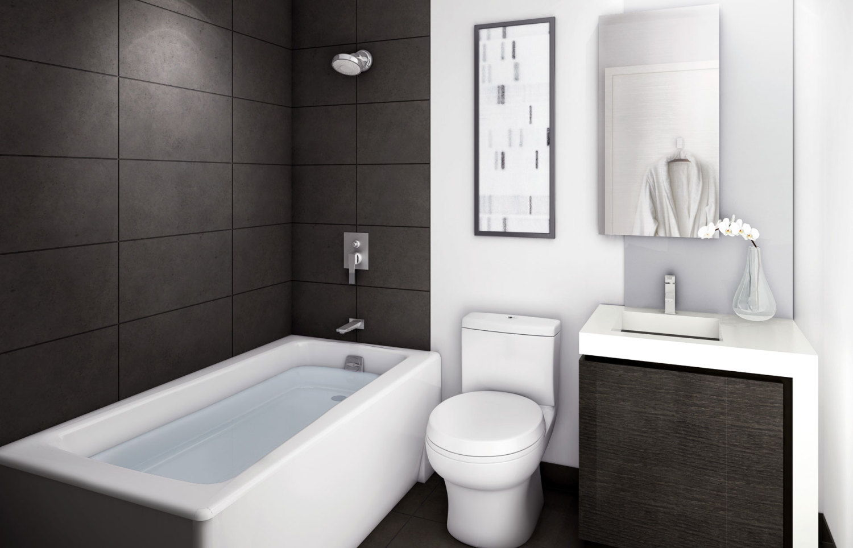 комнаты фото красивые маленькие ванные самые